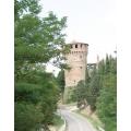 Castello della Sala - Veduta dell'ingresso