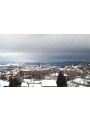 Ficulle, panorama invernale