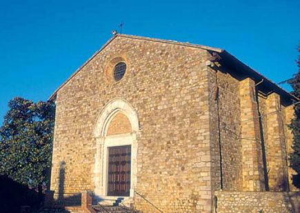 lantica pieve Santa Maria