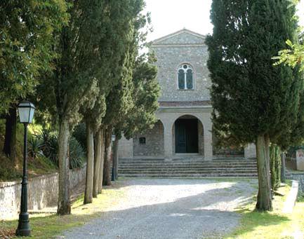 chiesa della madonna della Maestà