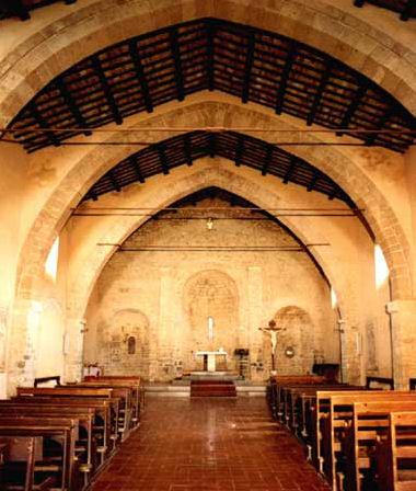 interno Santa maria Vecchia